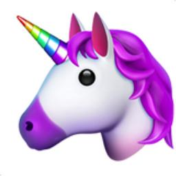 unicorn-face